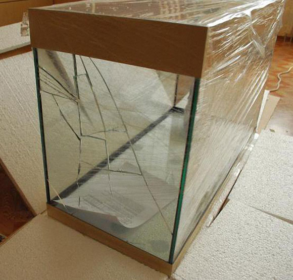 Как отремонтировать аквариум