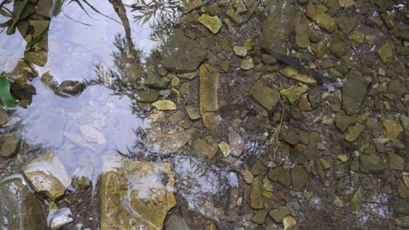 В поисках пропавшей реки