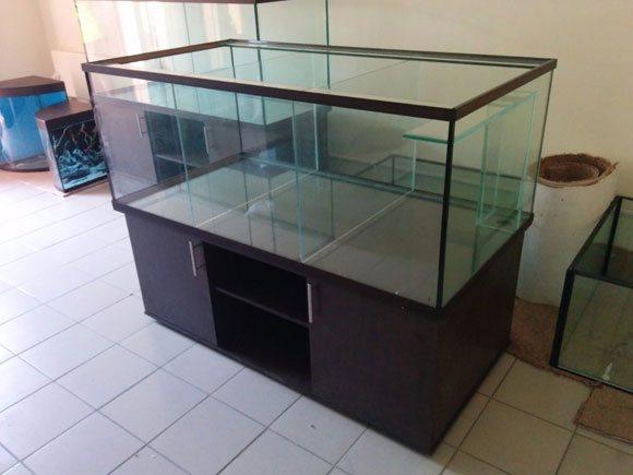 Продажа аквариумов