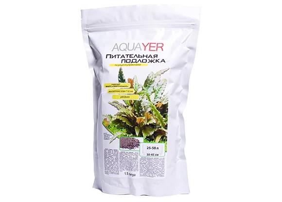 Питательный грунт для аквариумных растений